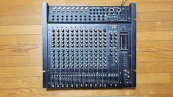 TASCAM / 16chアナログミキサー M-1016
