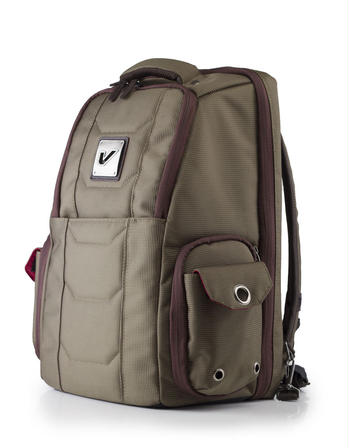 GRUV GEAR / Club Bag Elite Pewter
