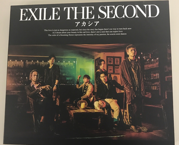 RZCD / EXILE THE SECOND   アカシア