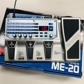 BOSS (ボス) / ME-20 GUITAR MULTIPLE EFFECTS