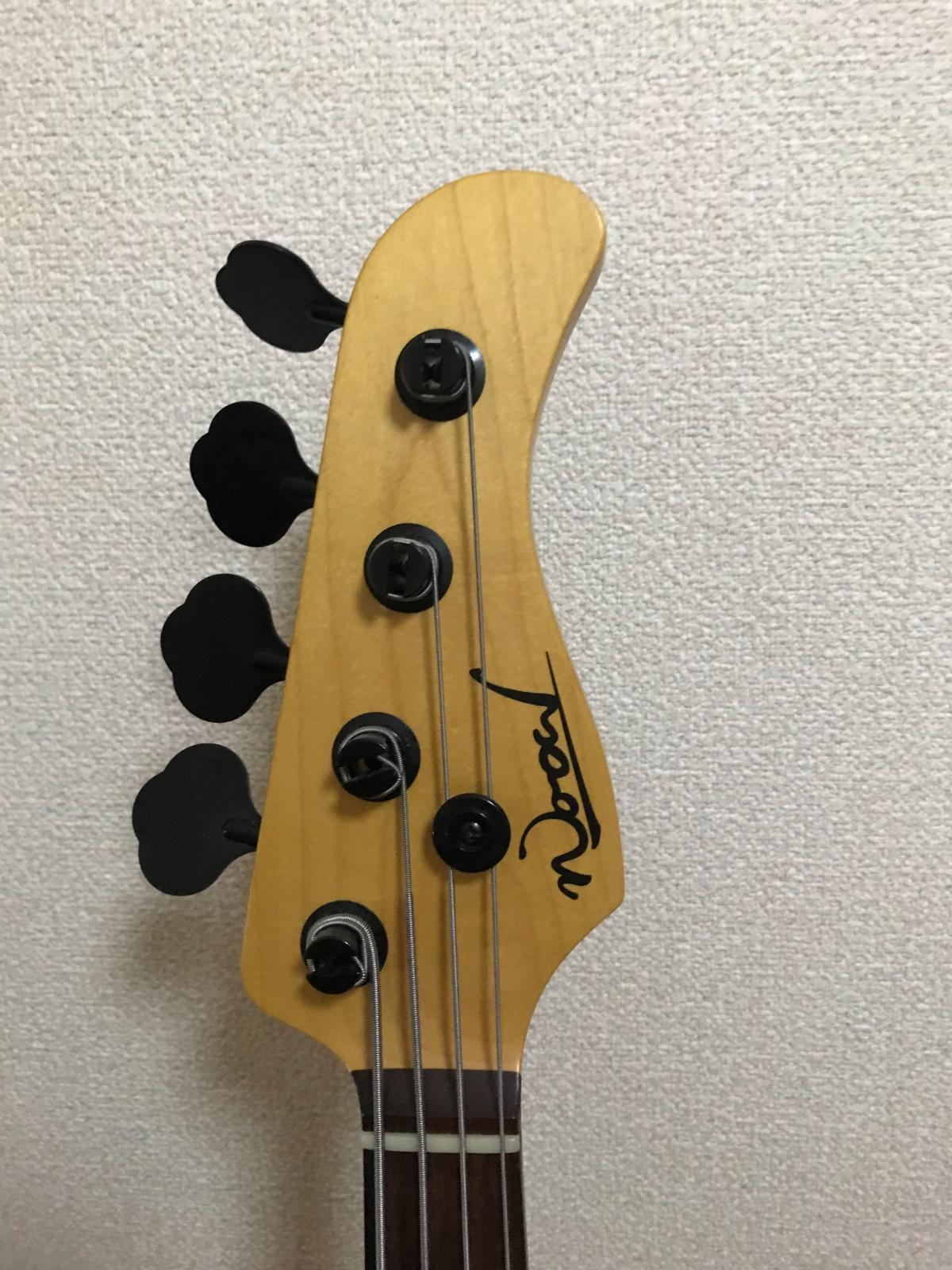 Wood Custom Guitars / Wood Custom Guitars Vibe standard 4
