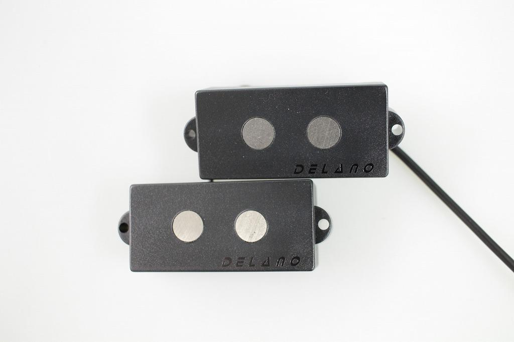 Delano / PMVC 4 AL-H  for 4strings P bass