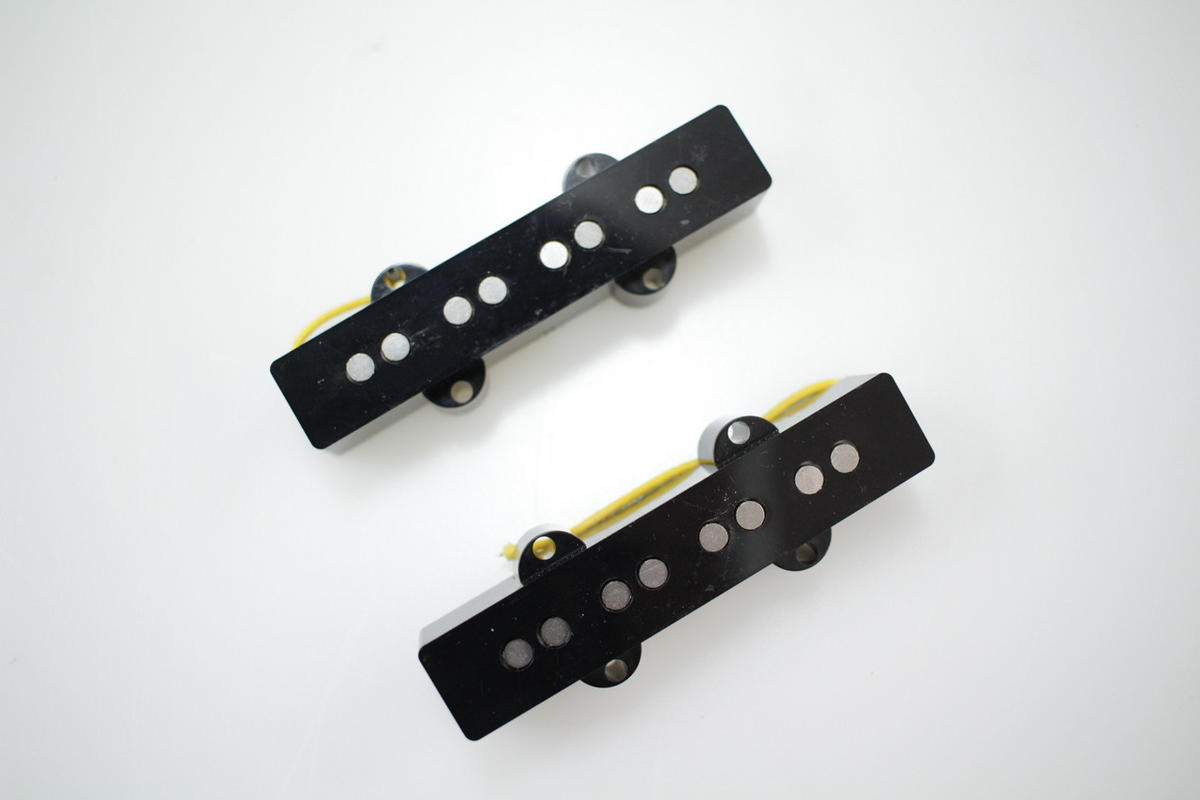 Alleva-Coppolo / Pickups JJ4 set