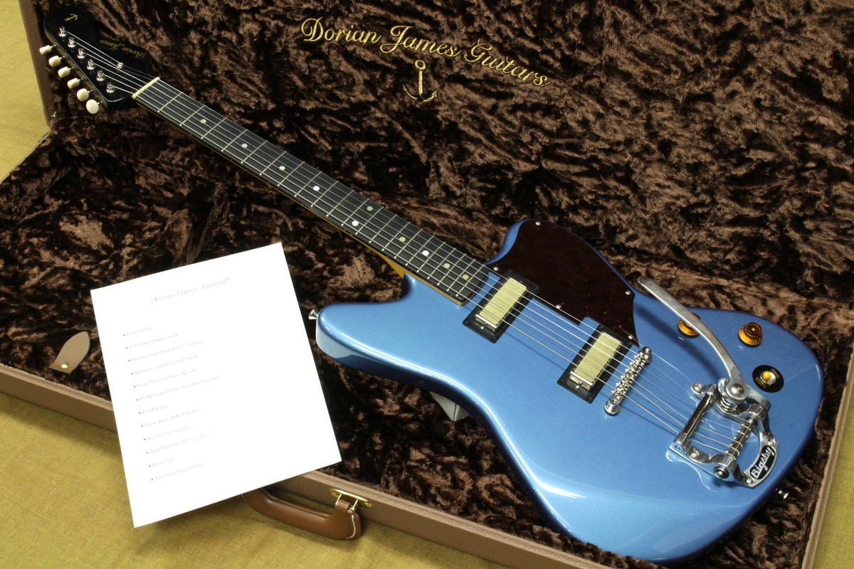 Dorian James Guitar / The Jay Bird #21