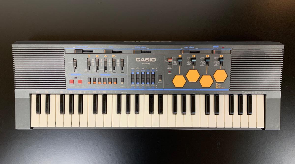 CASIO (カシオ) / Casiotone MT-500