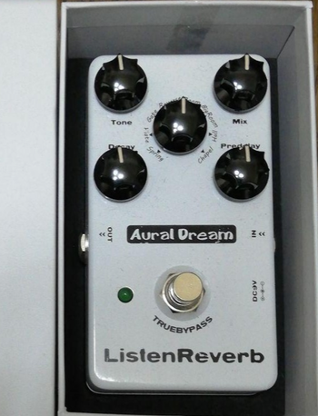 Aural Dream / Aural Dream Listen Reverb