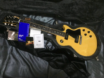 Gibson / Gibson Les Paul Junior Special TV Yellow Japan Limited 2014