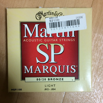 MARTIN (マーチン) / SP marquis bronze light