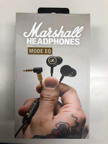 MARSHALL (マーシャル) / Marshall headphone / model EQ A209