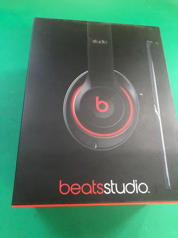 Beats by dr.dre / BT OV STUDIO V2 BLK B0158