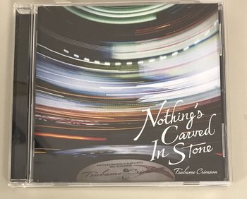 SONY / ツバメクリムゾン  Nothing's Carved In Stone