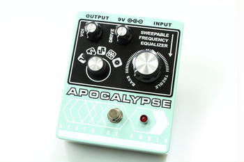 DEATH BY AUDIO / APOCALYPSE