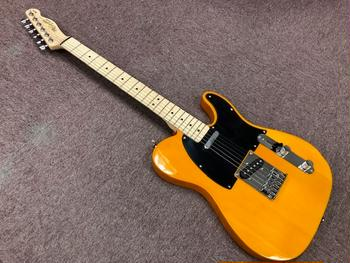SQUIER / SQUIER Affinity Tele Butterscotch Blonde トラスロッド調整不可 C0307