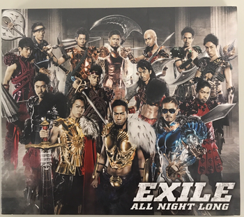 RZCD / EXILE.  ALL. NIGHT. LONG