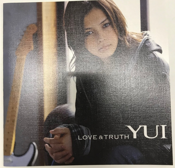 SONY / YUI  LOVE&TRUTH