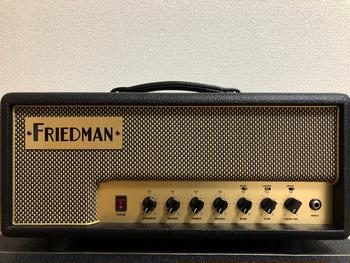 Friedman  / Friedman RUNT 20 HEAD