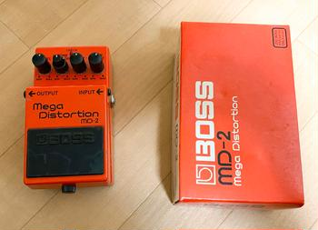 BOSS / MD-2 Mega Distortion