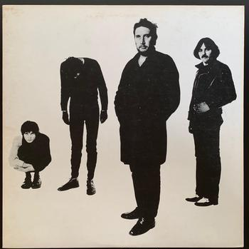 The Stranglers  / Black and White