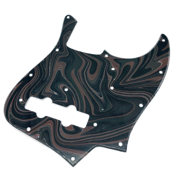Lotustorks / VARIOUS MARBLEIZED PICK GUARD SERIES 60s J-type