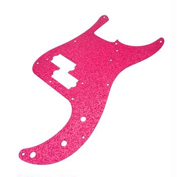 Lotustorks / VARIOUS SPARKLE PICK GUARD SERIES - 50s P-type - Red