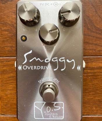 Y.O.S. guitar& basses  / Y.O.S guitars & basses  smoggy  overdrivei