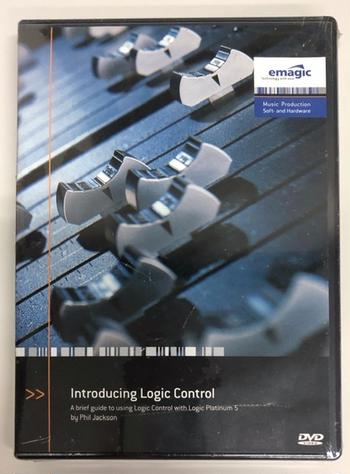 emagic / Introducing Logic Control DVD