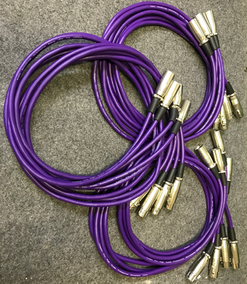 CLASSIC PRO / MIX015 Purple 12本セット