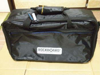 WARWICK / RockBoard Effects Pedal Bag ほぼ新品