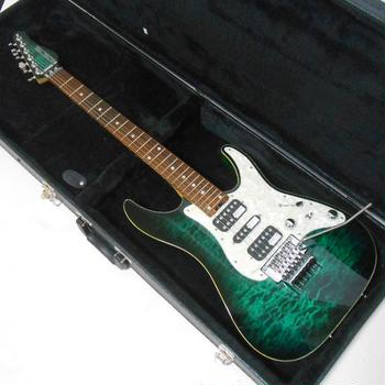 SCHECTER (シェクター) / 定価21万円 美品 コンディション良好 SCHECTER SD-DX-24 AS