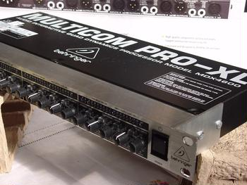 BEHRINGER (Reference-Class4-Channel Expander/Gate/Compressor.....etc / MULTICOM PRO-XL MDX4600