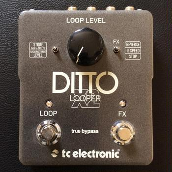 TC ELECTRONIC (ティーシーエレクトロニック) / tc electronic DITTO LOOPER X2